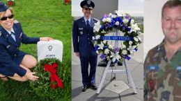 Some stars of Civil Air Patrol's Wreaths Across America Campaign