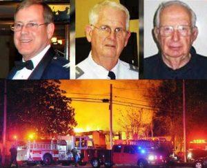 Civil Air Patrol Burns Down the House