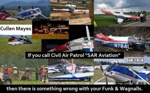 Civil Air Patrol Memes: Crashing