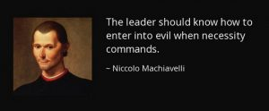 Machiavellian Leadership: How Toxicity Can Lead to an Organization's Demise