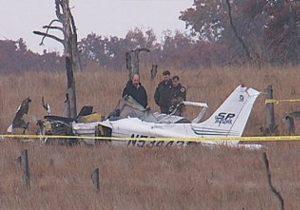 Crash of Civil Air Patrol Cadet Major Ryan Sageser