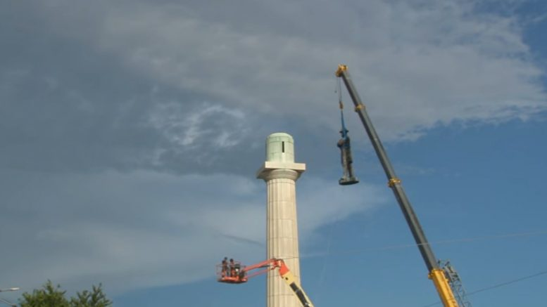 Confederate Statue Removal.