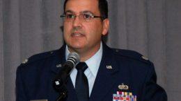 Lt Col Stephen Governale, USAF