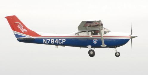 Civil Air Patrol Cessna 182T, N784CP