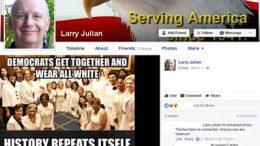 CAP Lt Col Larry Julian, Southeast Region Chief of Staff