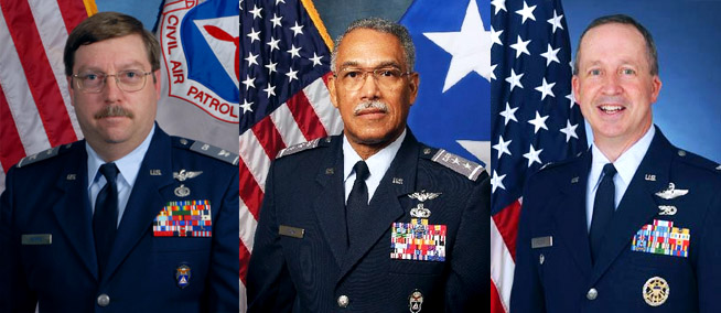 CAP Col Parris, CAP Maj Gen Carr, Col Gloyd - All of them covered up CAP IG Complaints