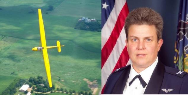 CAP Col Sandra E. Brandon, Pennsylvania Wing Commander