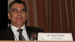 CAP Col Rafael Robles, General Counsel
