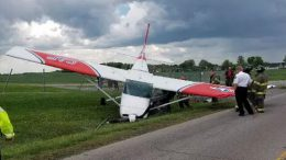 Civil Air Patrol Cessna 182, N5419E