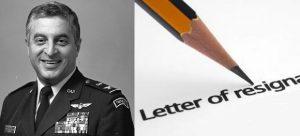 Col Paul Albano, CAP Executive Director is resigning.