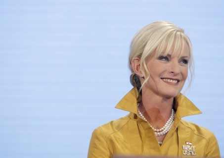 Cindy McCain was a pilot and a commander of a unit in Arizona Wing Civil Air Patrol