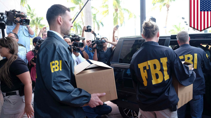 Civil Air Patrol raided by the FBI