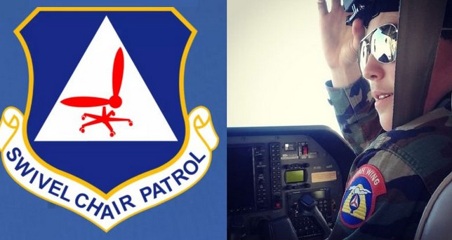 A Twitter Cry for Help on Civil Air Patrol