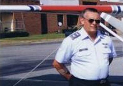 Col Charles D. Greene, Georgia Wing Commander February 2002-2005