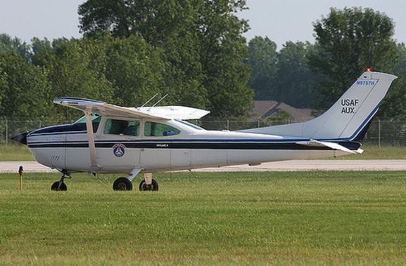 Civil Air Patrol Cessna 182R, N9307X