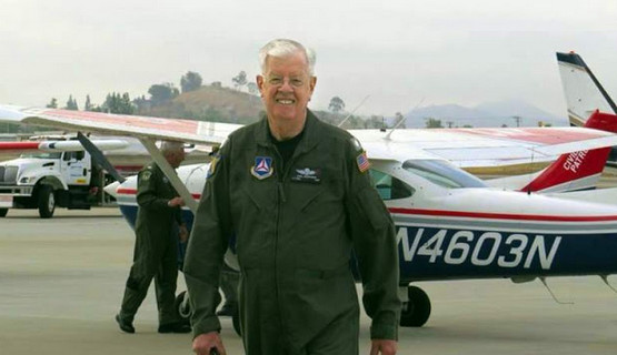 Col Carl Morrison, Civil Air Patrol
