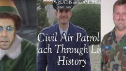 Civil Air Patrol's Jeff O'Hara fears neither Frank Blazich nor the Cotton-headed Ninness-Muggins