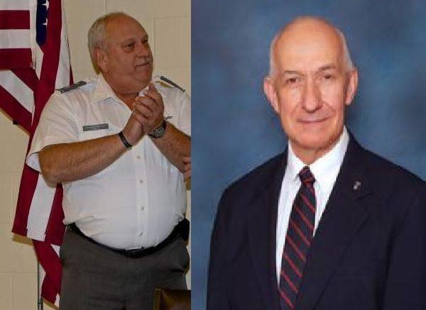 Col Tim Hahn replaces Col Carl Brown as Civil Air Patrol Alaska Wing Commander