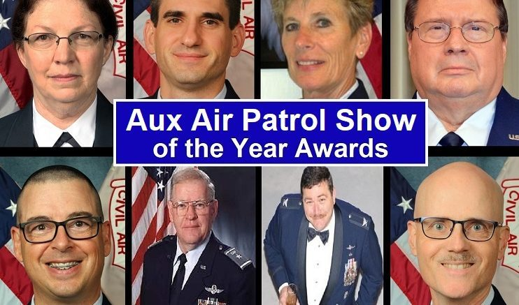 Call for Nominations for Civil Air Patrol of the Year Awards