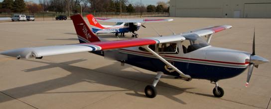 Washington CAP Pilot