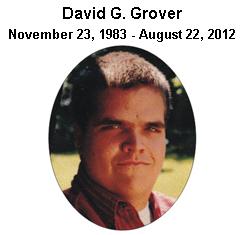 David G. Grover