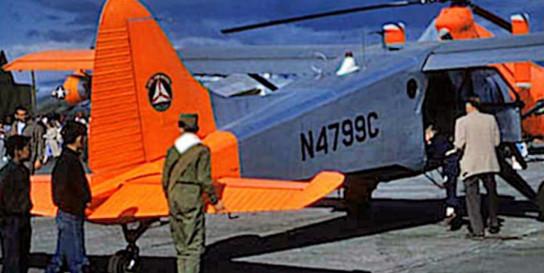 de Havilland DHC-2 Beaver, N4799C