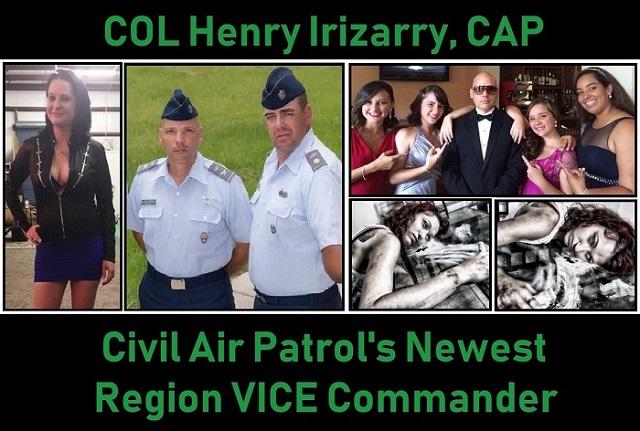 CAP Memes: Irizarry Vice