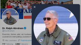 Civil Air Patrol Ralph Abraham