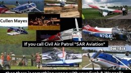 Civil Air Patrol Memes: Crashing