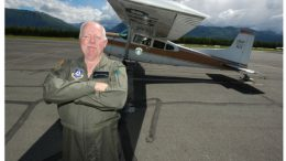 Civil Air Patrol's Glen Morthorpe