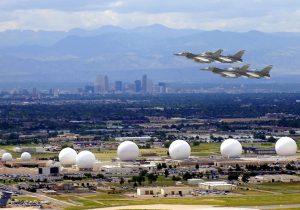 Buckley AFB Aurora Colorado